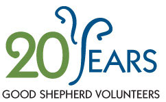 Good Shepherd Volunteers Celebrating 20 Years!
